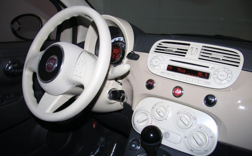 2012 Fiat 500 Pop AUTO A/C GR ELECT #20