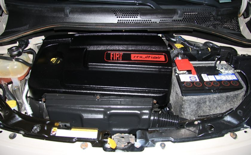 2012 Fiat 500 Pop AUTO A/C GR ELECT #21