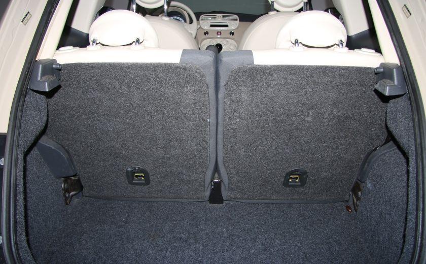 2012 Fiat 500 Pop AUTO A/C GR ELECT #25
