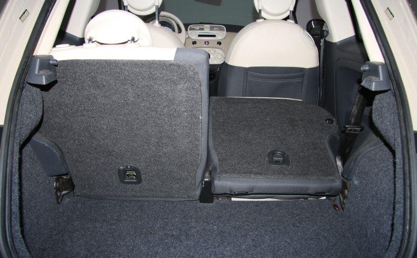 2012 Fiat 500 Pop AUTO A/C GR ELECT #26