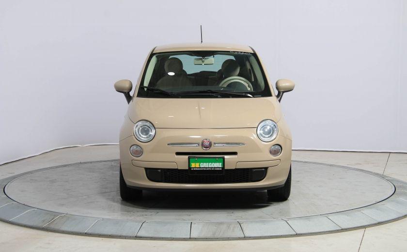 2012 Fiat 500 Pop AUTO A/C GR ELECT #1