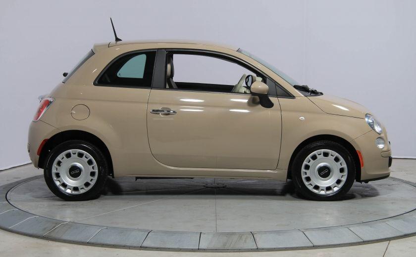 2012 Fiat 500 Pop AUTO A/C GR ELECT #7