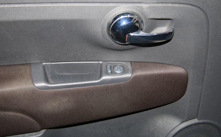 2012 Fiat 500 Pop AUTO A/C GR ELECT #10