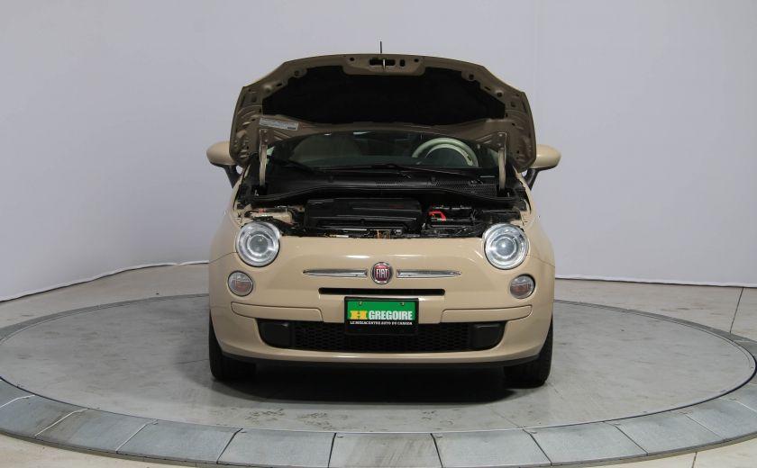 2012 Fiat 500 Pop AUTO A/C GR ELECT #23