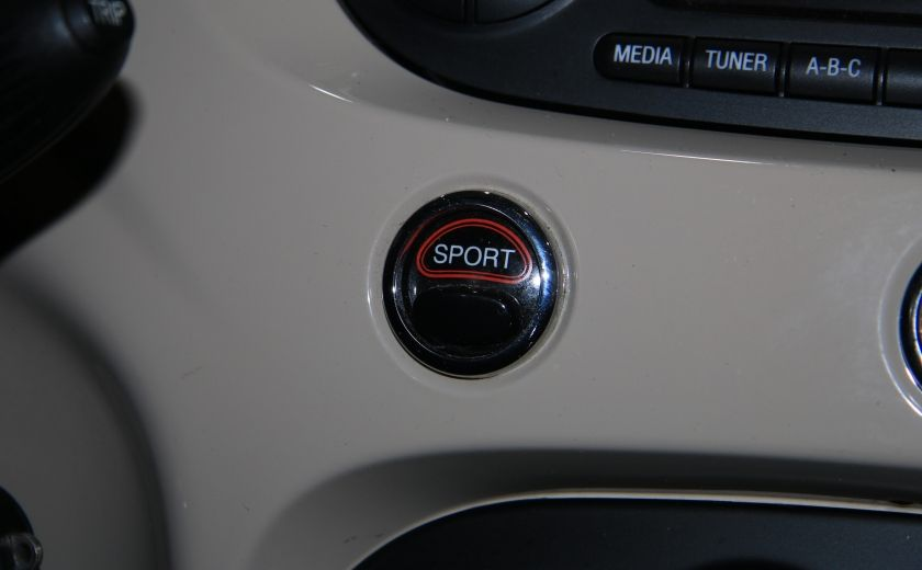 2012 Fiat 500 Sport AUTO A/C GR ELECT MAGS BLUETOOTH #15