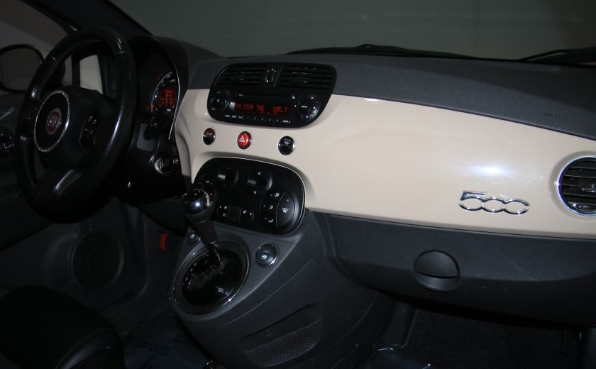 2012 Fiat 500 Sport AUTO A/C GR ELECT MAGS BLUETOOTH #18
