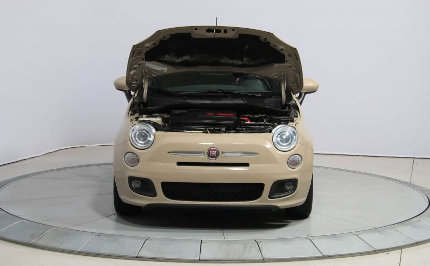 2012 Fiat 500 Sport AUTO A/C GR ELECT MAGS BLUETOOTH #21