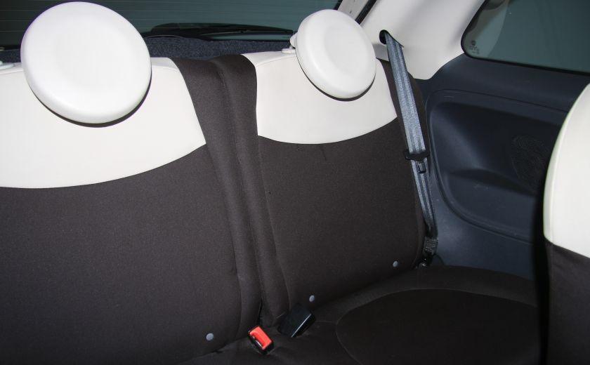 2012 Fiat 500 Pop AUTO A/C GR ELECT #18