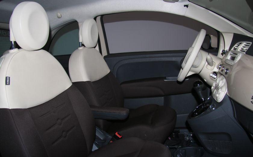 2012 Fiat 500 Pop AUTO A/C GR ELECT #22