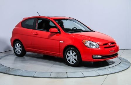 2010 Hyundai Accent GL SPORT A/C GR ELECT TOIT in Sept-Îles