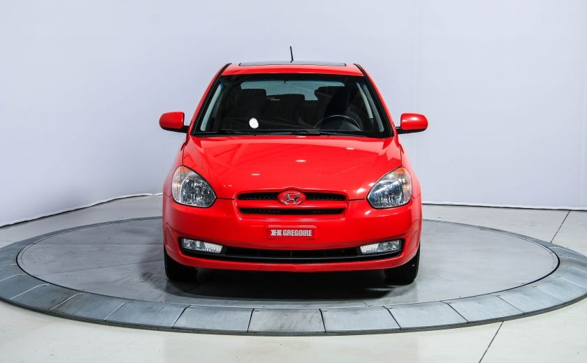 2010 Hyundai Accent GL SPORT A/C GR ELECT TOIT #1