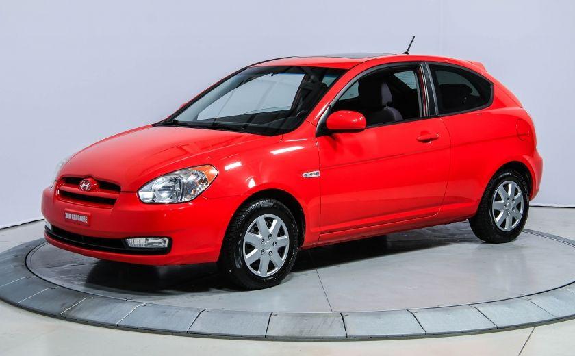 2010 Hyundai Accent GL SPORT A/C GR ELECT TOIT #2