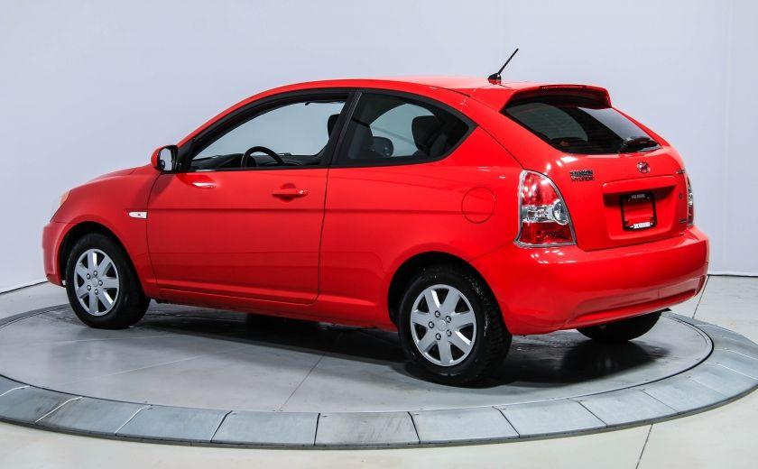 2010 Hyundai Accent GL SPORT A/C GR ELECT TOIT #4