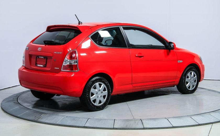 2010 Hyundai Accent GL SPORT A/C GR ELECT TOIT #6