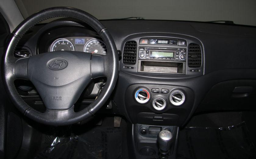 2010 Hyundai Accent GL SPORT A/C GR ELECT TOIT #13