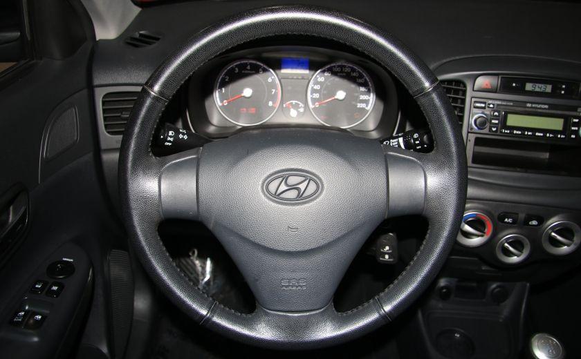 2010 Hyundai Accent GL SPORT A/C GR ELECT TOIT #14