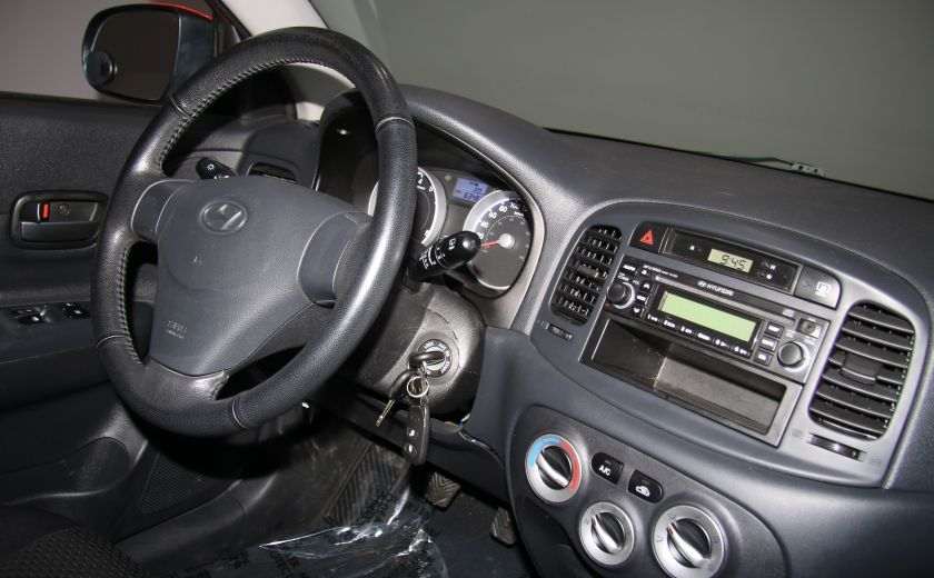 2010 Hyundai Accent GL SPORT A/C GR ELECT TOIT #19