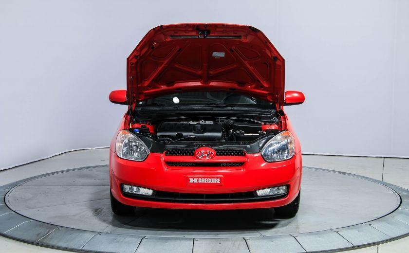 2010 Hyundai Accent GL SPORT A/C GR ELECT TOIT #22