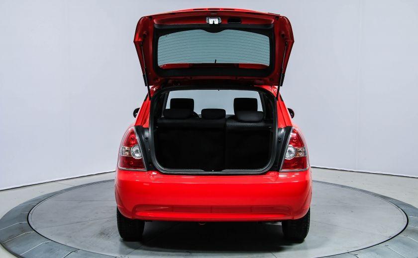 2010 Hyundai Accent GL SPORT A/C GR ELECT TOIT #23