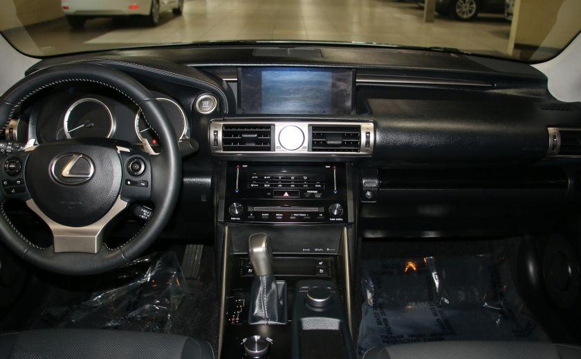 2014 Lexus IS250 AWD AUTO CUIR TOIT MAGS BLUETOOTH #13