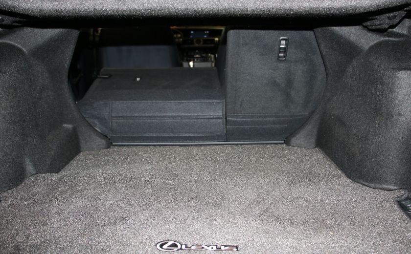2014 Lexus IS250 AWD AUTO CUIR TOIT MAGS BLUETOOTH #31