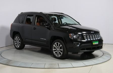 2014 Jeep Compass Limited 4WD AUTO A/C CUIR TOIT MAGS in Sept-Îles