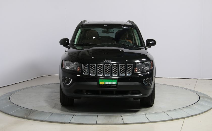 2014 Jeep Compass Limited 4WD AUTO A/C CUIR TOIT MAGS #1