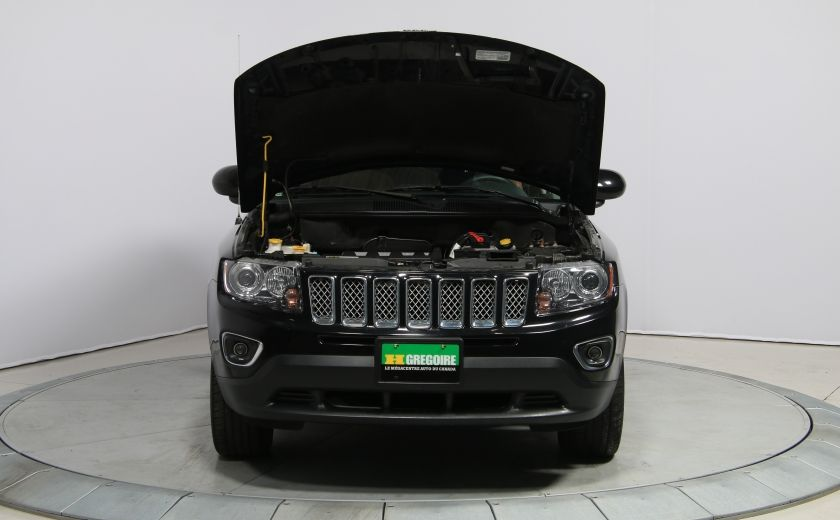 2014 Jeep Compass Limited 4WD AUTO A/C CUIR TOIT MAGS #28
