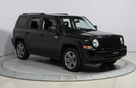 2009 Jeep Patriot North 4WD AUTO A/C GR ELECT MAGS in Lévis