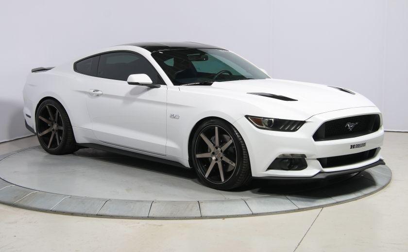 2015 Ford Mustang GT GT Premium CUIR NAV MAGS BLUETOOTH CAM.RECUL #0
