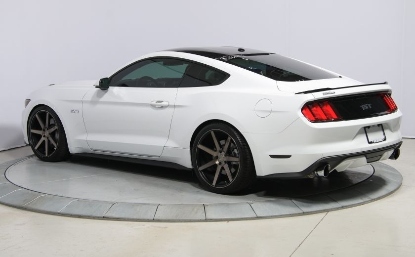 2015 Ford Mustang GT GT Premium CUIR NAV MAGS BLUETOOTH CAM.RECUL #4