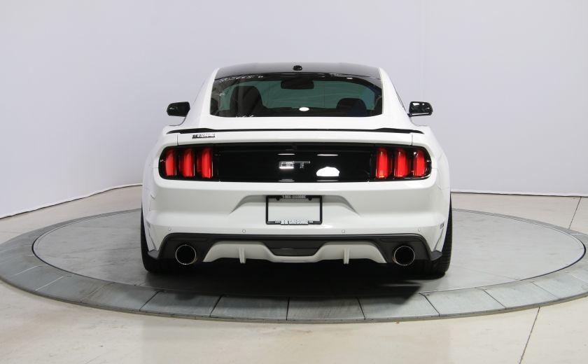 2015 Ford Mustang GT GT Premium CUIR NAV MAGS BLUETOOTH CAM.RECUL #5
