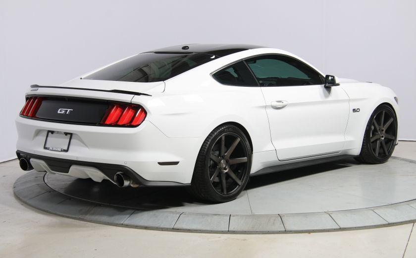 2015 Ford Mustang GT GT Premium CUIR NAV MAGS BLUETOOTH CAM.RECUL #6
