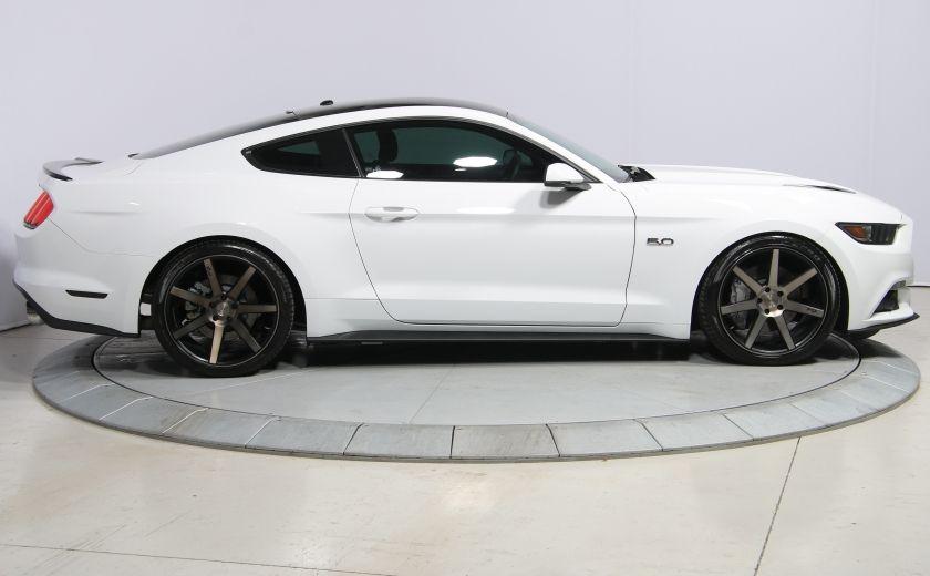 2015 Ford Mustang GT GT Premium CUIR NAV MAGS BLUETOOTH CAM.RECUL #7