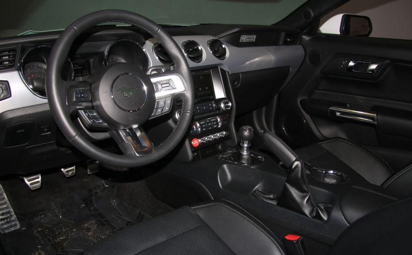 2015 Ford Mustang GT GT Premium CUIR NAV MAGS BLUETOOTH CAM.RECUL #8