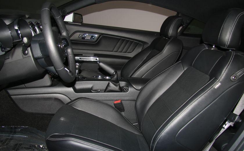 2015 Ford Mustang GT GT Premium CUIR NAV MAGS BLUETOOTH CAM.RECUL #9