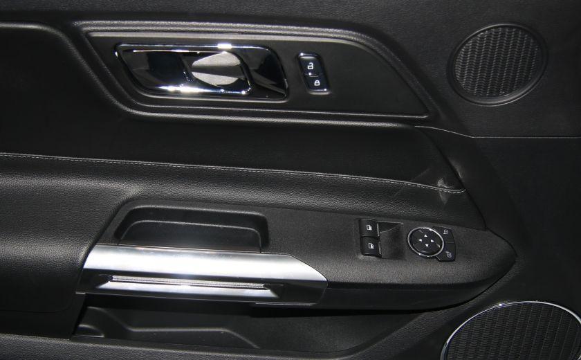 2015 Ford Mustang GT GT Premium CUIR NAV MAGS BLUETOOTH CAM.RECUL #10