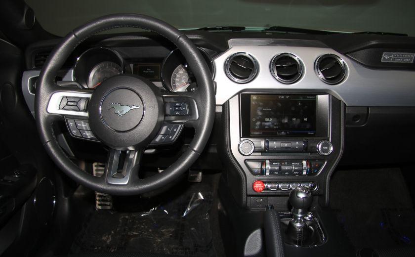 2015 Ford Mustang GT GT Premium CUIR NAV MAGS BLUETOOTH CAM.RECUL #13