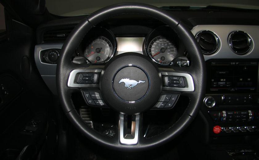 2015 Ford Mustang GT GT Premium CUIR NAV MAGS BLUETOOTH CAM.RECUL #14