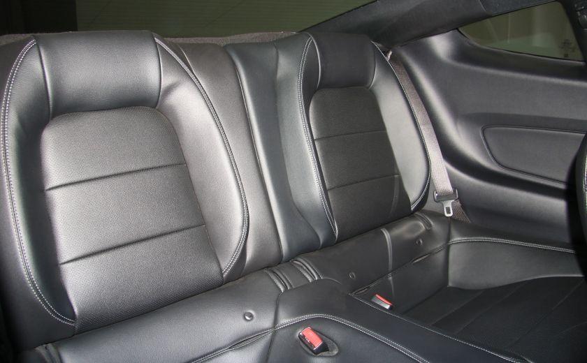 2015 Ford Mustang GT GT Premium CUIR NAV MAGS BLUETOOTH CAM.RECUL #21