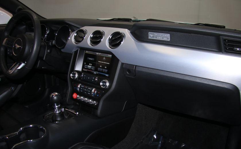 2015 Ford Mustang GT GT Premium CUIR NAV MAGS BLUETOOTH CAM.RECUL #23