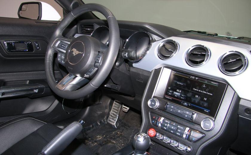 2015 Ford Mustang GT GT Premium CUIR NAV MAGS BLUETOOTH CAM.RECUL #24