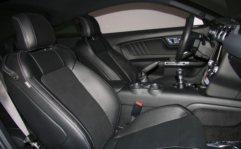 2015 Ford Mustang GT GT Premium CUIR NAV MAGS BLUETOOTH CAM.RECUL #25