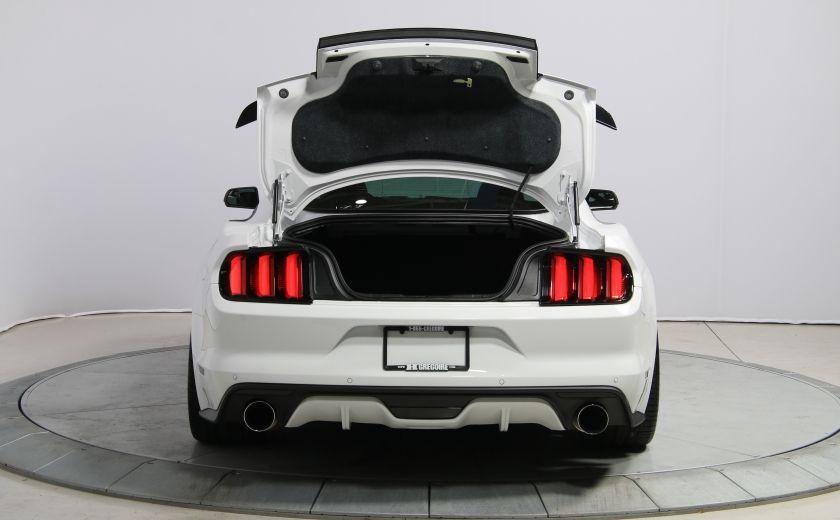 2015 Ford Mustang GT GT Premium CUIR NAV MAGS BLUETOOTH CAM.RECUL #28