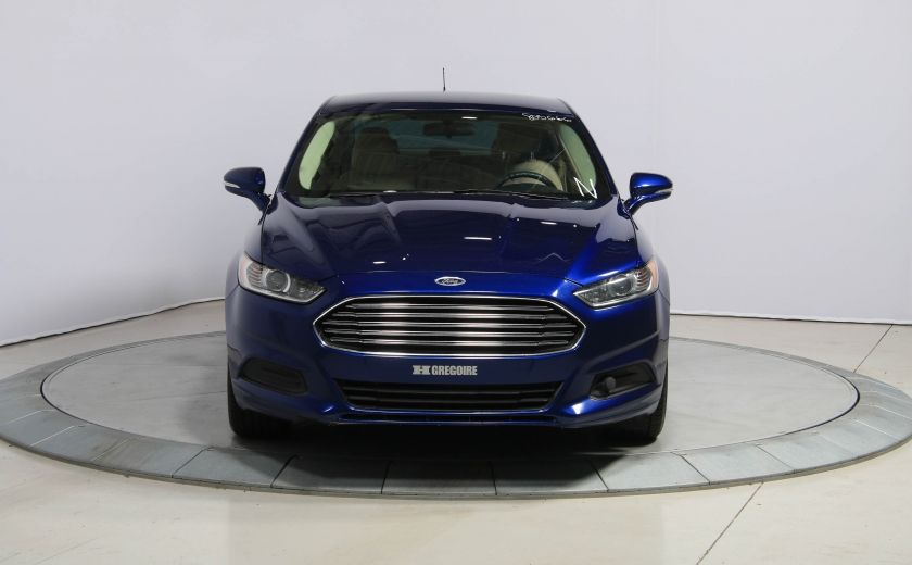 2014 Ford Fusion SE AUTO A/C GR ELECT MAGS BLUETOOTH CAM.RECUL #1