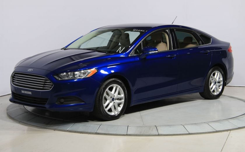 2014 Ford Fusion SE AUTO A/C GR ELECT MAGS BLUETOOTH CAM.RECUL #2