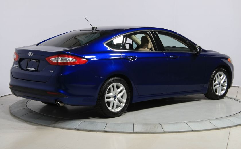 2014 Ford Fusion SE AUTO A/C GR ELECT MAGS BLUETOOTH CAM.RECUL #6