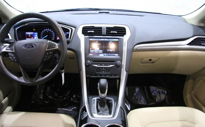 2014 Ford Fusion SE AUTO A/C GR ELECT MAGS BLUETOOTH CAM.RECUL #12