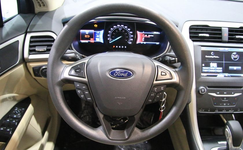 2014 Ford Fusion SE AUTO A/C GR ELECT MAGS BLUETOOTH CAM.RECUL #14