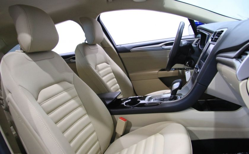 2014 Ford Fusion SE AUTO A/C GR ELECT MAGS BLUETOOTH CAM.RECUL #24